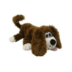 Crazy Critters Rolling Laughing Dog