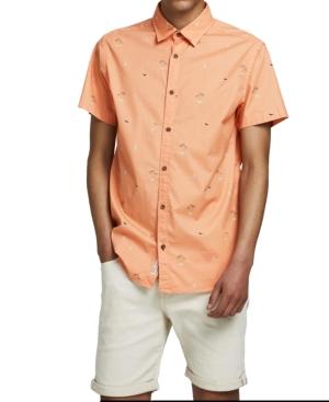 Men's Playa Tropical Printed Shirt