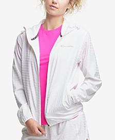 Women's Woven Full-Zip Jacket
