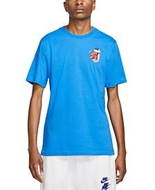 Men's Shoebox Beach T-Shirt