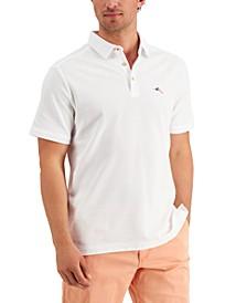 Men's Party Polo Moisture-Wicking Shirt