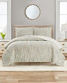 Leopard Reversible Comforter Sets