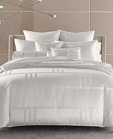Structure Duvet, Created for Macy's