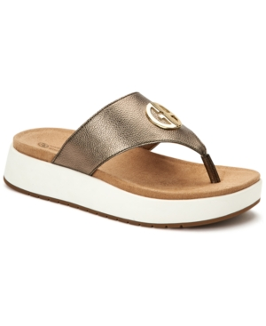 Sportii Wedge Sandals