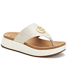 Sportii Wedge Sandals, Created for Macy's