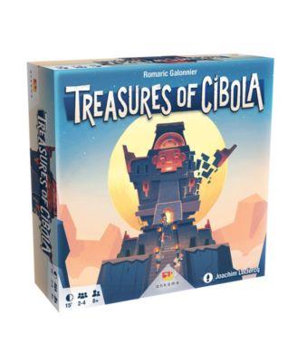 Treasures of Cibola Strategy Board Game