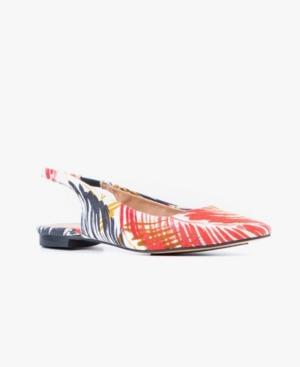 Women's Tropical Sling Back Flats Women's Shoes