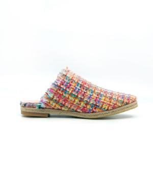 Women's Tweedrills Espadrille Mules Women's Shoes