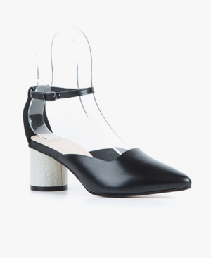 Women's Square Cut Lady D'orsay Heels Women's Shoes