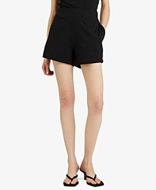 Cotton Essential Knit Shorts