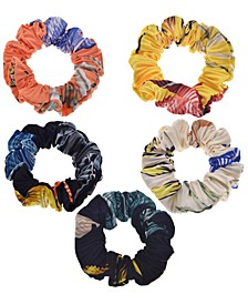 5-Pc. Hair Scrunchie Set, Created for Macy's