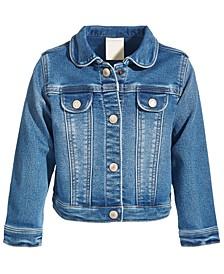 Toddler Girls Denim Jacket, Created for Macy's