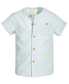 Toddler Boys Stripe Shirt, Created for Macy's