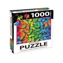 Lang Rainbow Butterflies 1000 Pc Puzzle