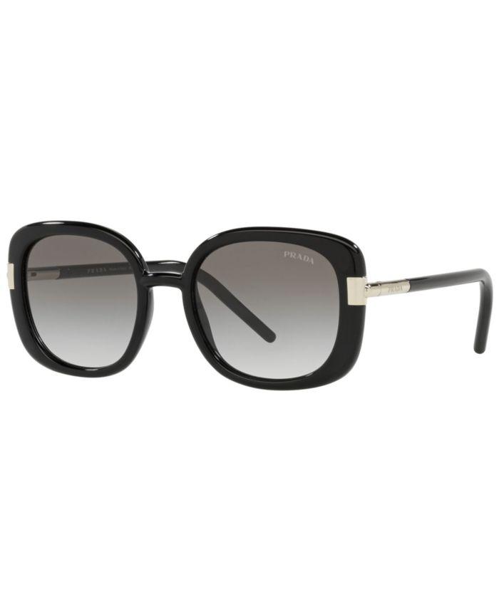 Prada Women's Sunglasses, PR 04WS 53 & Reviews - Sunglasses by Sunglass Hut - Handbags & Accessories - Macy's
