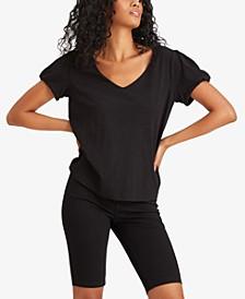Bubble Sleeve T-Shirt