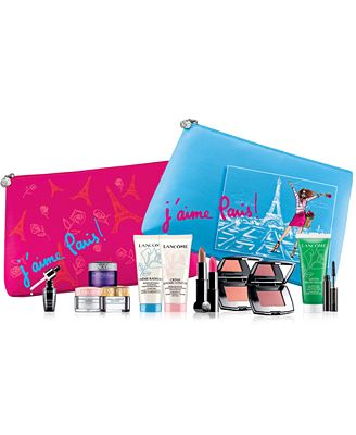 Receive a FREE 7-Pc. Gift with $35 Lancôme purchase