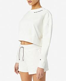 Vitalia Cropped Sweatshirt