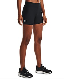Women's HG Armour Mid-Rise Middy Shorts