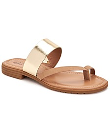 Sallee Flat Sandals, Created for Macy's