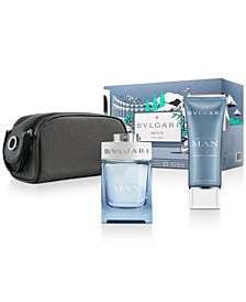 Men's 3-Pc. Man Glacial Essence Eau de Parfum Gift Set