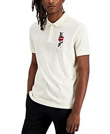 Men's Dakame Graphic Polo Shirt