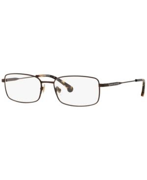 BB1037T Men's Rectangle Eyeglasses