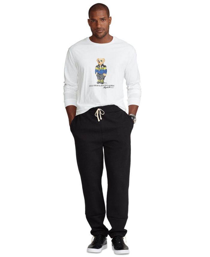 Polo Ralph Lauren Men's Big & Tall Polo Bear T-Shirt & Reviews - T-Shirts - Men - Macy's