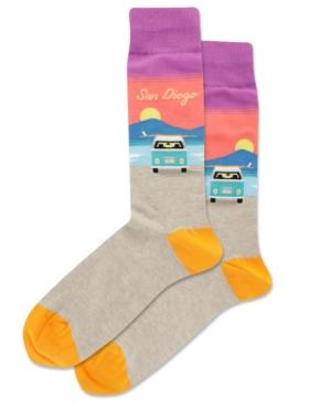 Men's San Diego Crew Socks