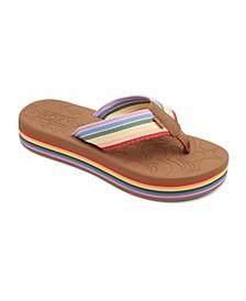 Women's Colbee High Flatform Sandals