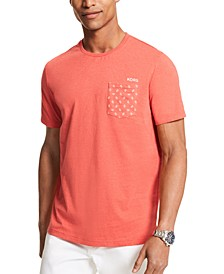 Men's Paisley Pocket T-Shirt