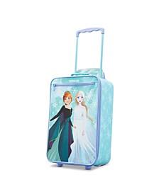 "Disney Frozen 18"" Softside Carry-on Luggage"