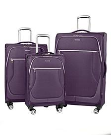 Maywood 3-Pc. Softside Luggage Set