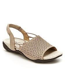 Women's Pixie Vegan Casual Sandal