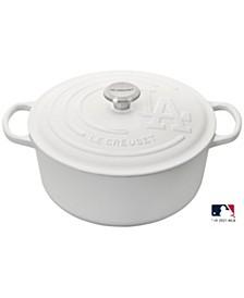 MLB™ Los Angeles Dodgers™ 7.25-Qt. Round Dutch Oven