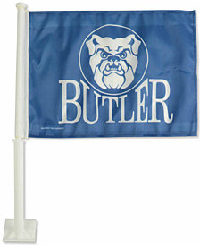 Rico Industries  Butler Bulldogs Car Flag