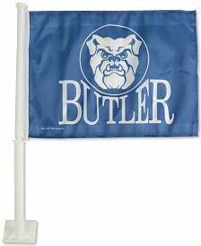 Rico Industries  Butler Bulldogs Car Flag