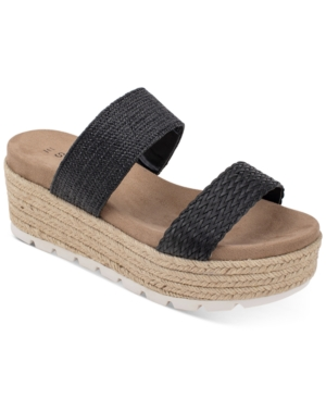 Aria Espadrille Flatform Sandals Women's Shoes