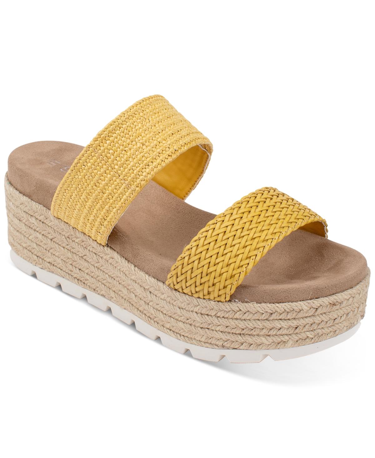 Esprit Aria Espadrille Flatform Sandals Women's Shoes