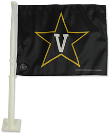 Rico Industries  Vanderbilt Commodores Car Flag