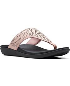 Cloud Steppers Women's Brio Vibe Sandals