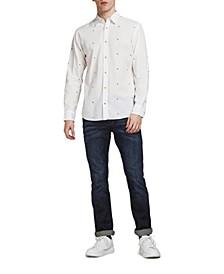 Men's Orton Ditsy Long Sleeve Shirt