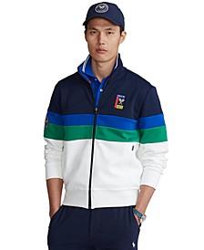 Men's Wimbledon Double-Knit Track Jacket