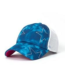 Women's Starry Lady Trucker Hat