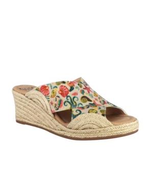 Normi Espadrille Wedge Sandal Women's Shoes