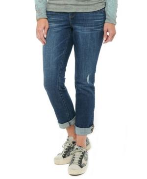 "Women's ""Ab"" Solution Girlfriend Jeans"