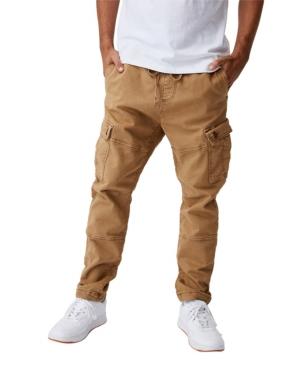 Men's Military-inspired Cargo Pants