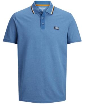 Men's Contrast Polo Shirt