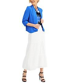 Jacket, Top, & Skirt