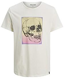 Men's Pastel Skull T-Shirt